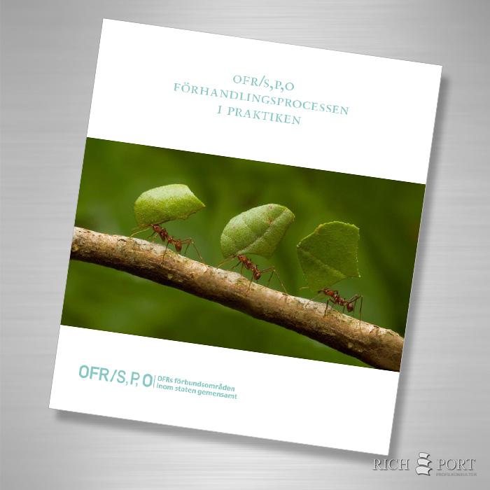 OFR/S, P, O - Förhandlinsprocessen i praktiken