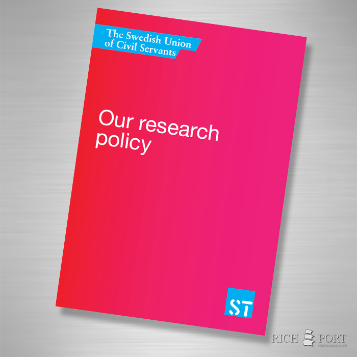 Our research policy