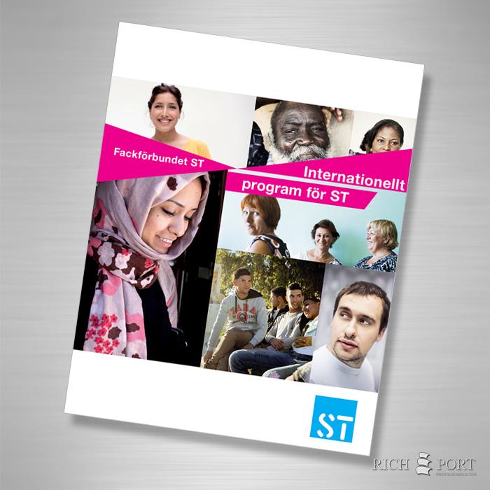 Internationellt program för ST
