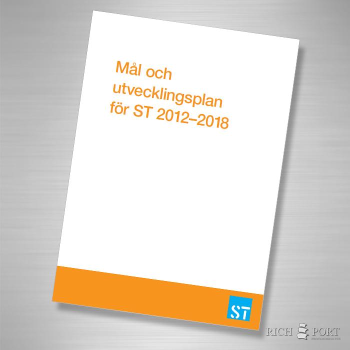 Mål och utvecklingsplan för ST