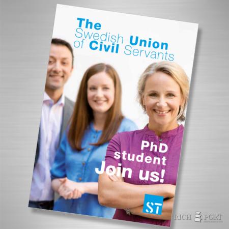 The Swedish Union of Civil Servants PhD student join us!