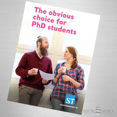 The obvious choice for PhD students