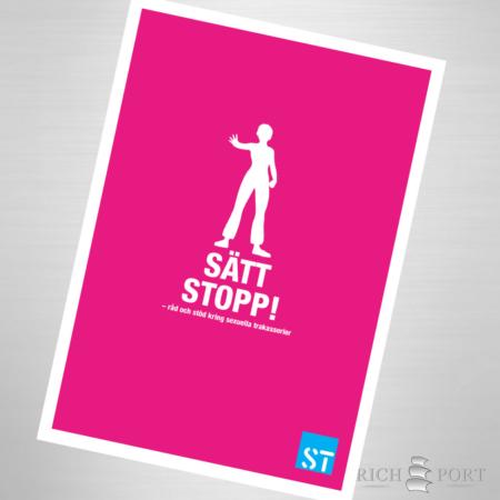 Sätt stopp! – Råd och stöd kring sexuella trakasserier